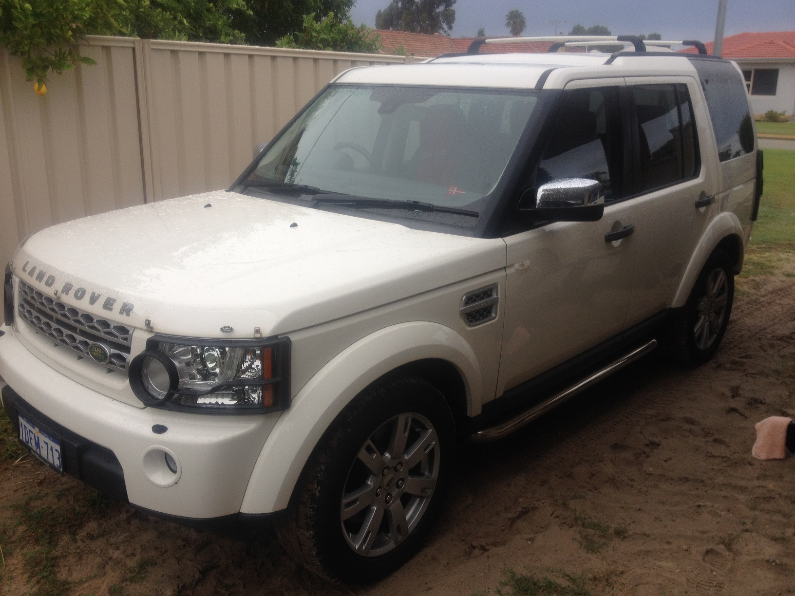 Discovery 3, 4, Range Rover Sport